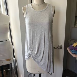 Side pick up tank top